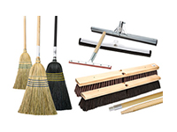 Brooms, Squeegees & Accessories
